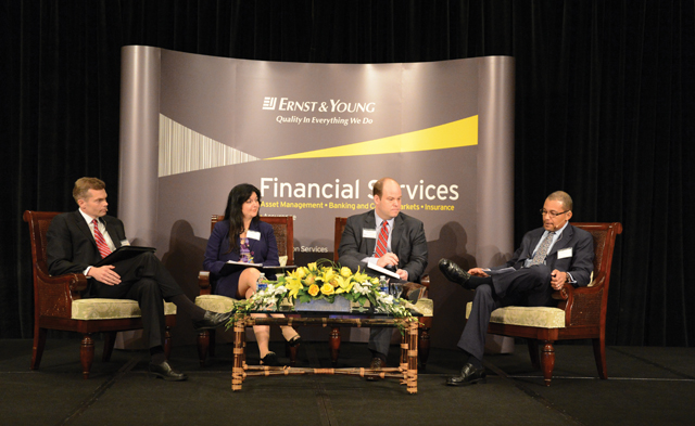 Ernst & Young Annual Hedge Fund Symposium: global leaders survey the industry