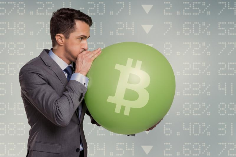 Bitcoin is no bubble; it will revolutionise the concept of money